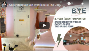 Eventlocatie The Upside Down